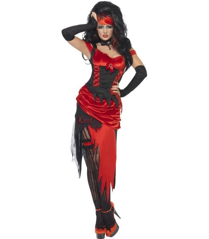 Seven Deadly Sins Lust Costume