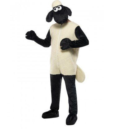 Shaun the Sheep Costume2