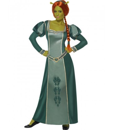 Shrek Fiona Costume