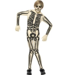 Skeleton Second Skin Costume