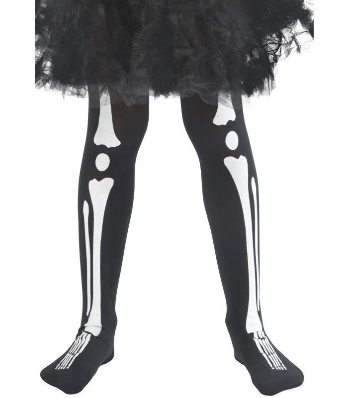Skeleton Tights, Child