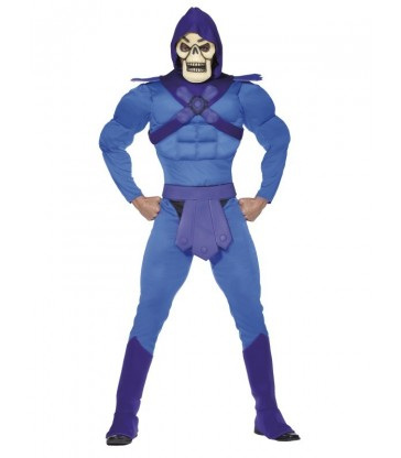 Skeletor Muscle Costume