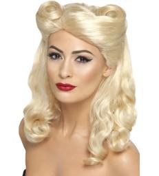 40s Rosie Wig