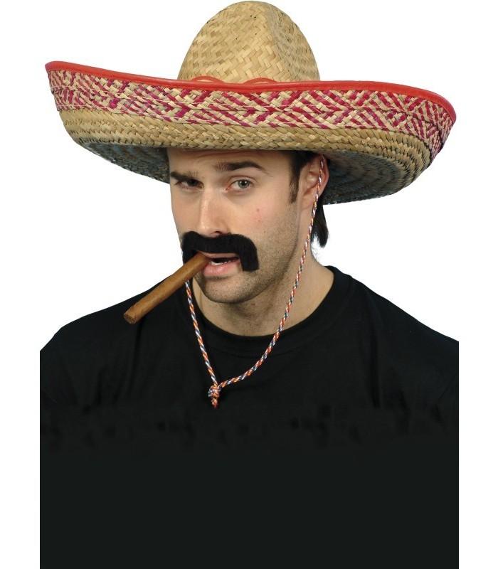 Sombrero Straw Hat2