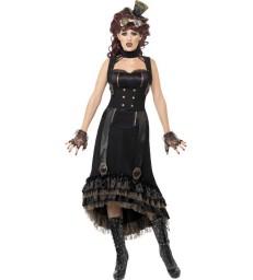 Steam Punk Vamp Costume