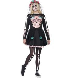 Sugar Skull Sweetie Costume