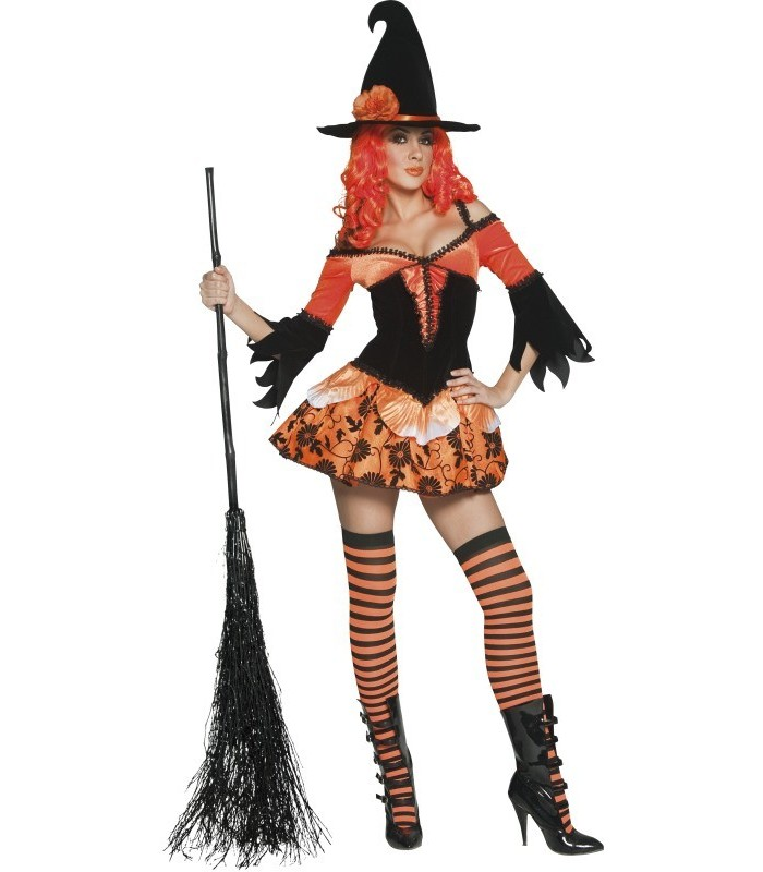Tainted Garden Wicked Witch Costume
