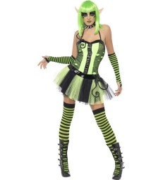 Tainted Garden Wild Ivy Elf Costume