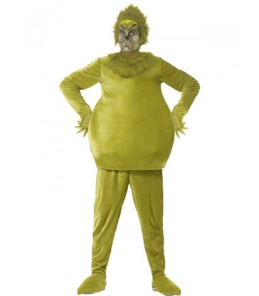 The Grinch Costume2