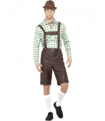 Bavarian Man Costume2