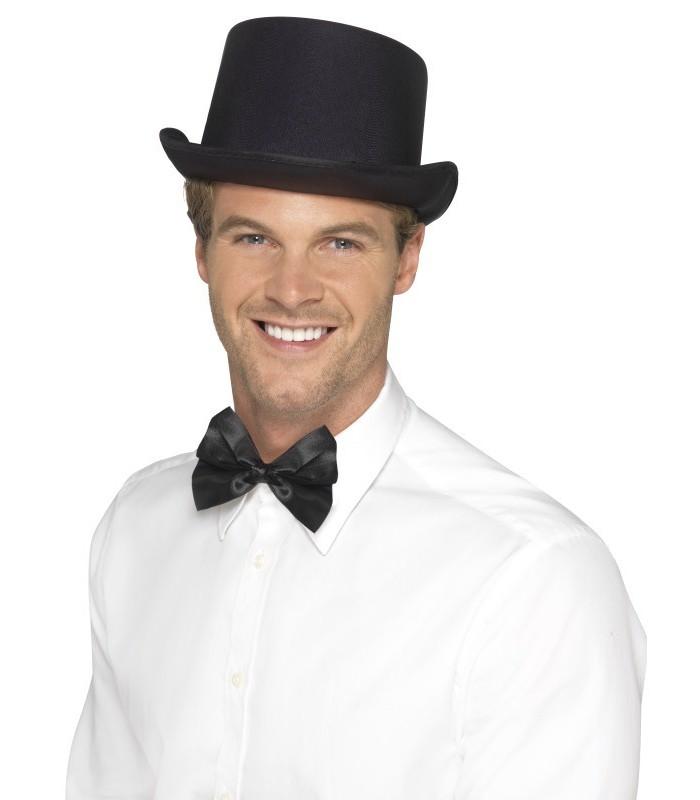 Top Hat, Satin Look