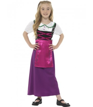 Bavarian Princess Costume