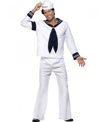 Village People Navy Costume
