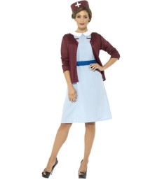 Vintage Nurse Costume