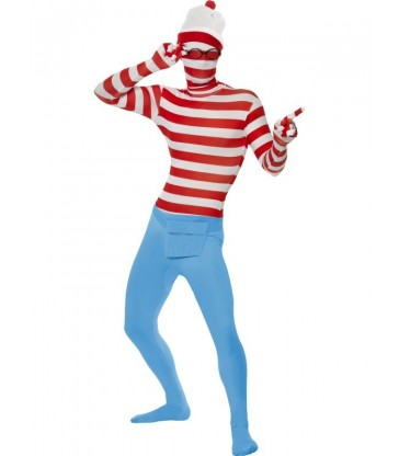 Where's Wally? Second Skin Costume