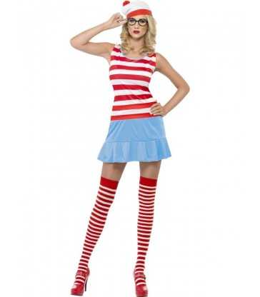 Where's Wenda? Cutie Costume