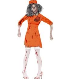 Zombie Death Row Diva