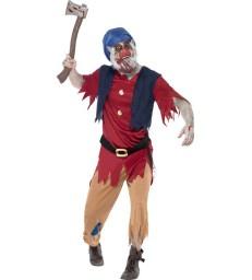 Zombie Dwarf Costume