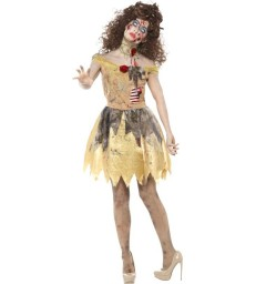 Zombie Golden Fairytale Costume