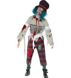 Zombie Hatter Costume
