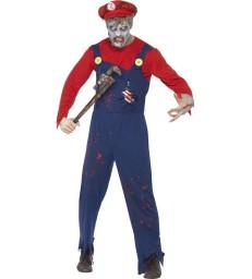 Zombie Plumber Costume