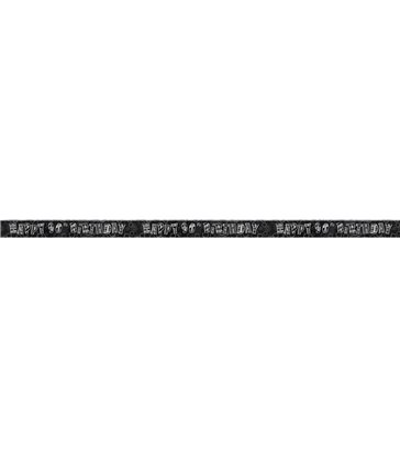 BLACK GLITZ 90 PRISM BANNER-12FT
