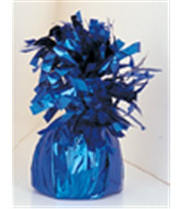 FOIL BALLOON WEIGHT - ROYAL BLUE