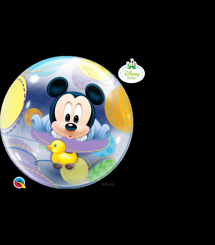 "Disney Baby Mickey mouse 22"" balloon"