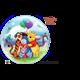 """Winnie The Pooh & Friends 22"""" balloon"""