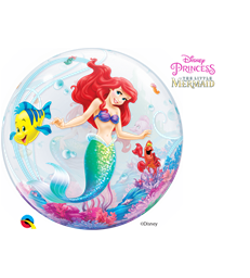"Disney The Little Mermaid 22"" balloon"
