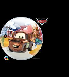 """Disney/Pixar Lightening McQueen & Mater 22"""" balloon"""