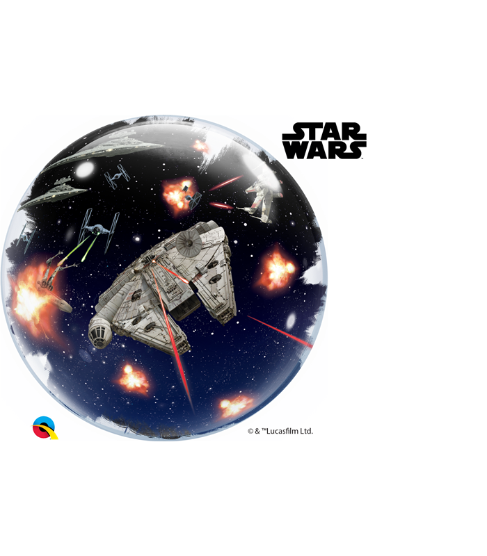 "Death Star 22"" balloon"