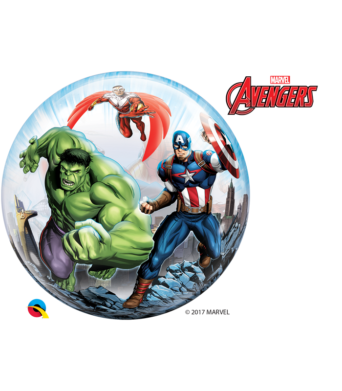 "Marvel's Avengers 22"" balloon"