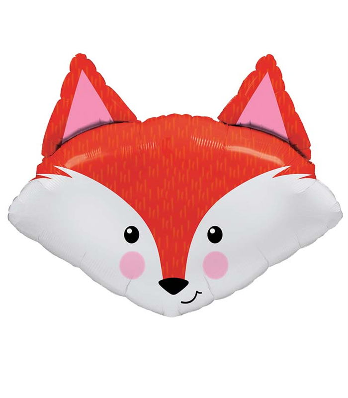 """Fabulous Fox 33"""" balloon"""