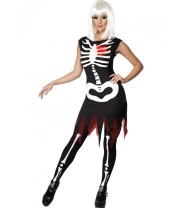 Bright Bones Glow in the Dark Costum
