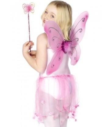 Butterfly Wings & Wand