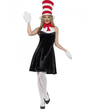 Cat in the Hat Costume2