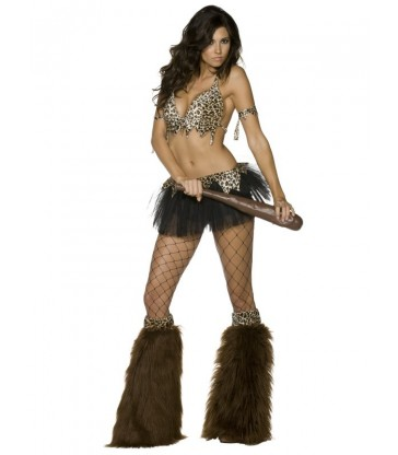 Cave Babe Costume