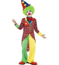 Cirque Sinister Jester of Broken Hearts Costume