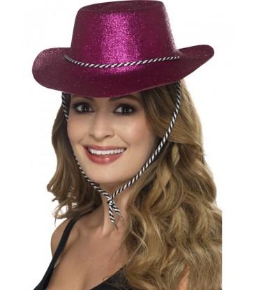 Cowboy Glitter Hat2