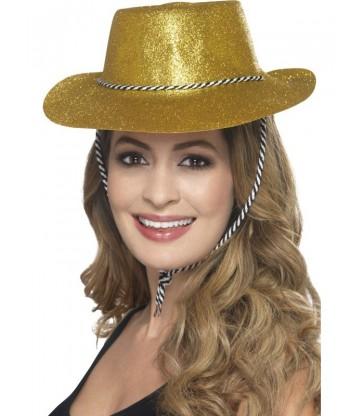 Cowboy Glitter Hat5