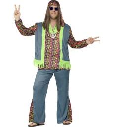 Curves Hippie Costume