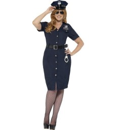 Curves NYC Cop Costume