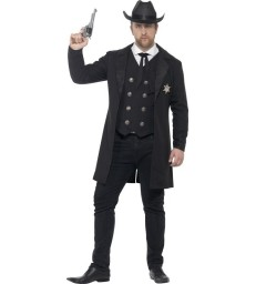 Curves Sheriff Costume