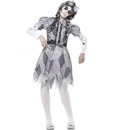 Damaged Doll Costume
