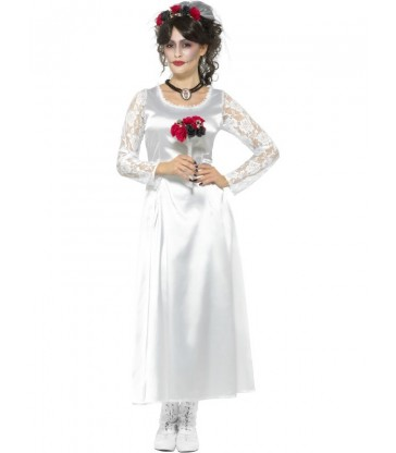 Day of the Dead Bride Costume2