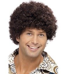 70s Disco Dude Wig