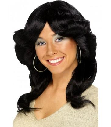 70s Flick Wig