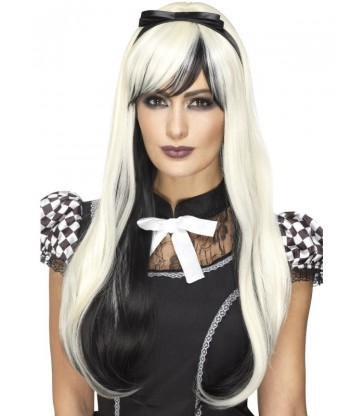 Deluxe Gothic Alice Wig