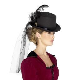Deluxe Gothic Bride Wig